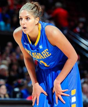 Elena Delle Donne. Delaware #basketball #espnW