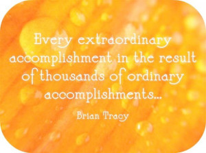 ... accomplishment-is-the-result-of-thousands/ #inspiration #quote #goals