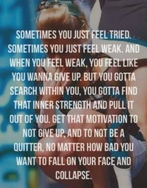Cheer Quotes Moving