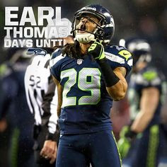 Earl thomas days left More