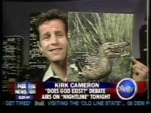 That Time Kirk Cameron Infiltrated a Druid Ritual