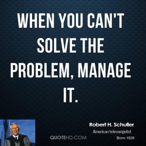 Robert H. Schuller Quotes