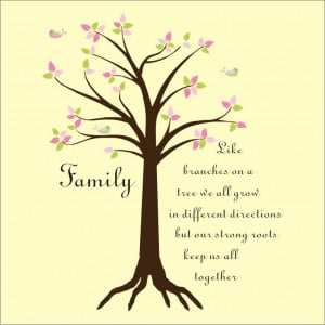 we love quotes and sayings about sayings quotes family tree adverse ...