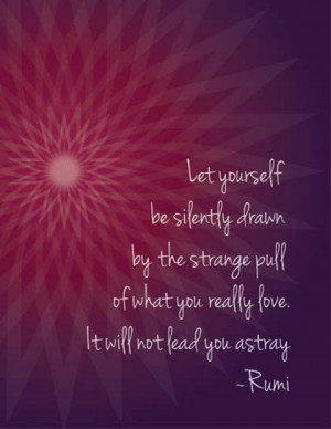 Rumi Love Quotes Facebook: 31 Rumi Picture Quotes For Self Realisation ...