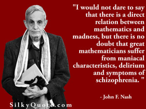 John Forbes Nash 39 s Quotes