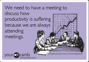Productivity tips for the well-intentioned.