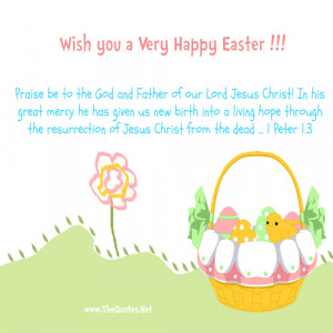 bible easter quotes greetings special days wishes easter quotes posted ...