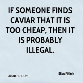 Caviar Quotes