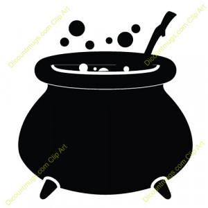 Cauldron Clipart Clip Art