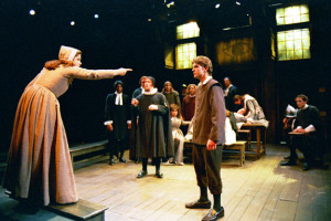 Auditions for The Crucible