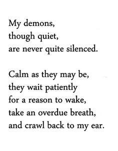 demons more sayings quotes dark creeping demons stories monsters in ...