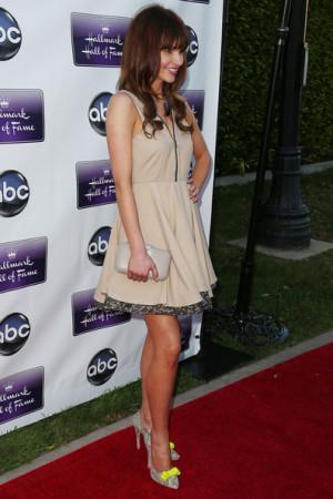 Actress Valerie Azlynn...