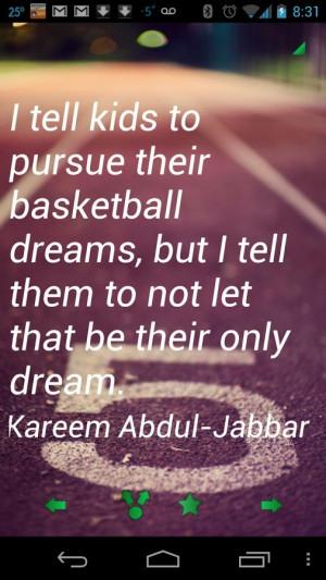 Athletes Quotes - screenshot
