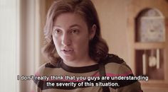 hbo girls quotes season 1 - Google Search More