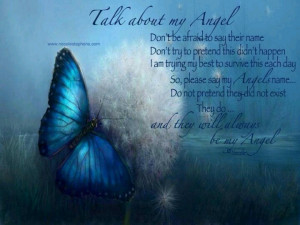Angel in Heaven♡☆XxQuotes, Baby Loss, My Angels In Heavens, Angels ...