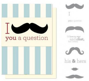 Funnies pictures about Mustache Sayings