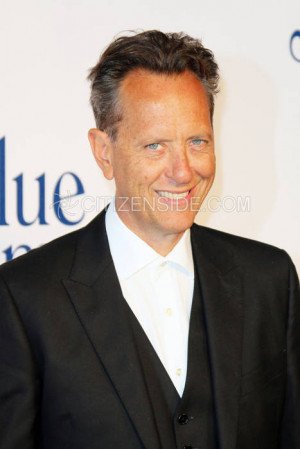 Picture Richard E Grant At Odeon West End