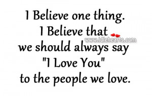Quotes to Say I Love You Forever