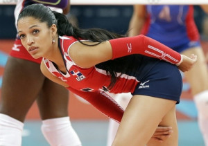 Who is this??? (Dominican Republic Women's Volleyball) - Page 2