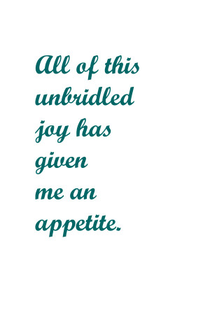 Maggie Smith quote DOWNTON ABBEY postcard – Unbridled Joy