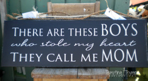 Country Living Signs