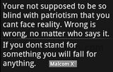 Screenshots Malcolm X Quotes: