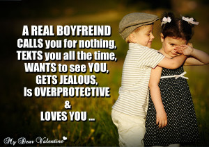 Cute love quotes for your boyfriend Reviewed by Satria Jiwo on Friday ...