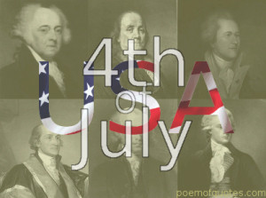 Below are a few funny quotes about freedom and the 4th of July.