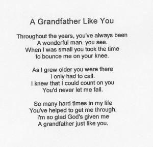 Grandparents More