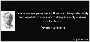 More Kenneth Grahame Quotes