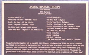 Jim Thorpe Family History
