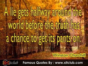 15 Most Famous #quotes By Winston Churchill