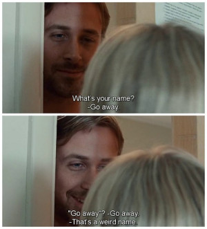 Blue Valentine Quotes Love At First Sight 701 blue valentine quotes