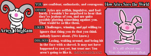 Aries Zodiac Sign Quotes