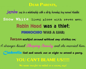Dear Parents;