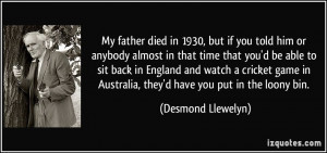More Desmond Llewelyn Quotes