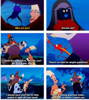 ... Funny Mulan Quotes, Disney Mulan, Mulan Mushu Quotes, Disney Character