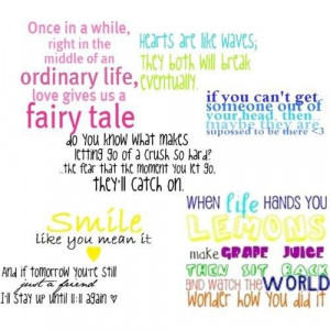 Cute quotes for profile pictures viewing charmedplayers profile ...