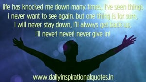 Never See You Again Quotes http://www.dailyinspirationalquotes.in/2013 ...