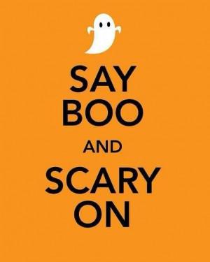 ... On Halloween Time #scary #quotes #funny #halloween #ilovehalloween