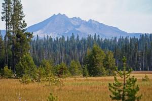 Oregon Cascades Mountains