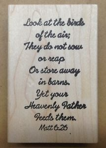 ... -Rubber-Stamps-Christian-Bible-Verses-Christian-Stamps-Bird-Birds