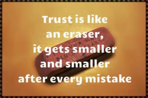 best proof of love is trust trust quote trust quotes