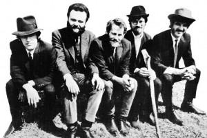 the band, un groupe de rock canadien connu notamment pour avoir ...