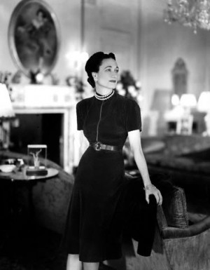 THE LOVELY ONES: Wallis Simpson, The Duchess of Windsor