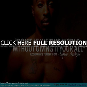Motivational Quotes By Rappers ~ Inspirational Rap Lyrics Quotes