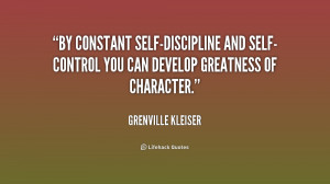 quote-Grenville-Kleiser-by-constant-self-discipline-and-self-control ...