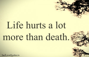 sad quotes on death