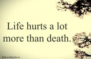 sad quotes on death