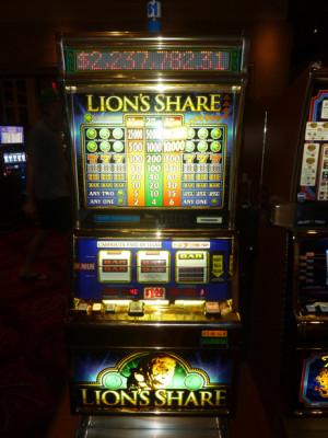 slot machine winners 2014